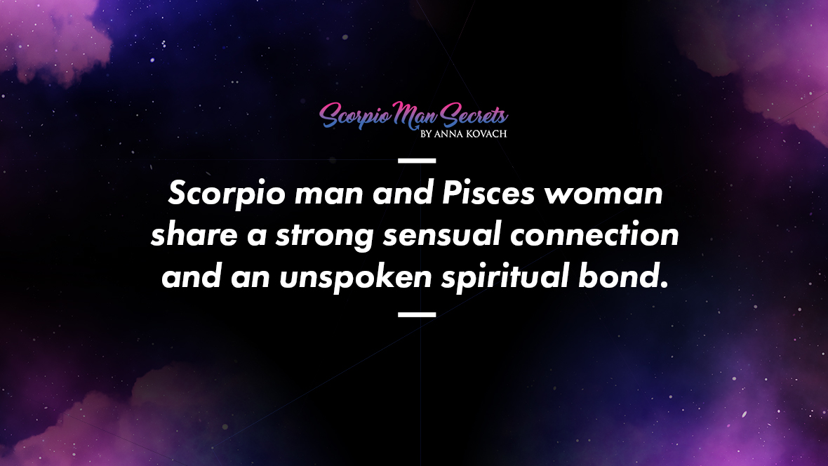 Scorpio Man and Pisces Woman Love Compatibility
