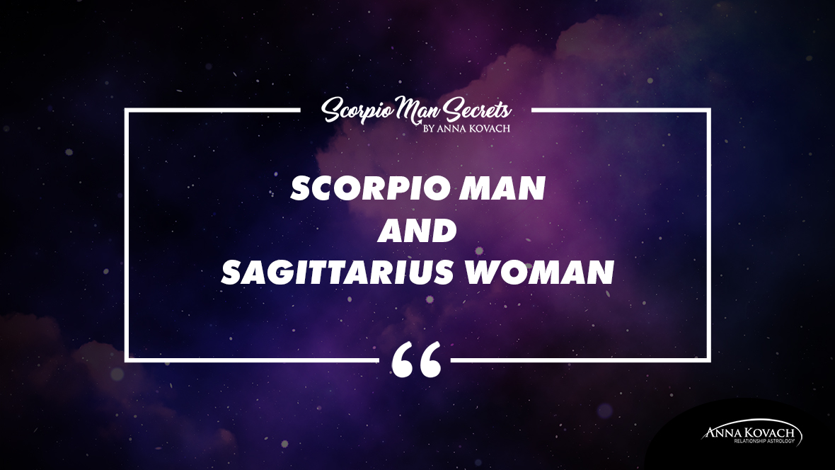 Scorpio man and sagittarius woman love compatibility