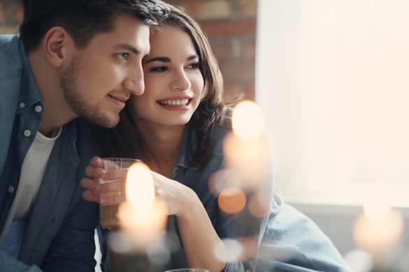 Lovely couple together - Healthy Scorpio Man Relationships