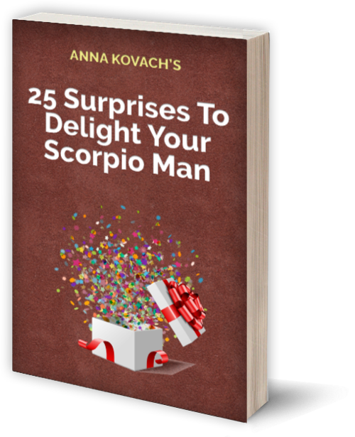 25 Surprises To Delight Your Scorpio Man