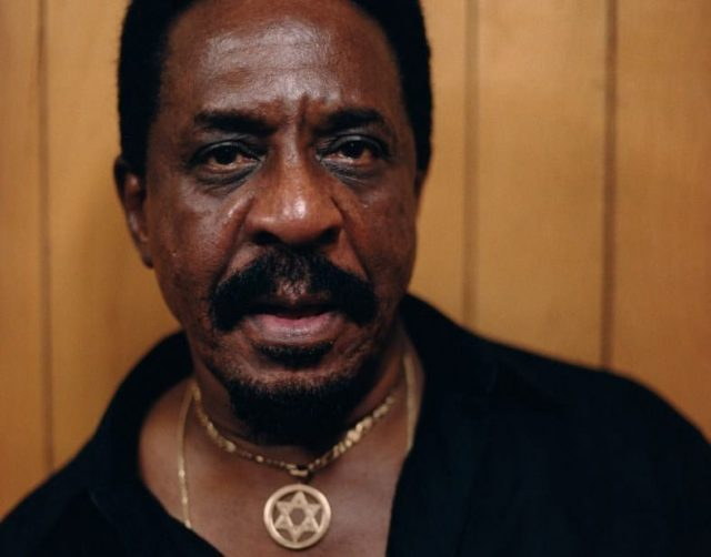 Ike Turner Intense Scorpio Man