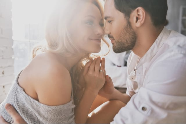 Ways To Make Your Scorpio Man Feel Loved